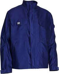 Wenaas Flame Retardant Industry Drivers Style Navy Jacket