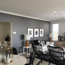 Living Room Black Furniture Dulux Malay Grey Cant Wait To See This Colour On The Walls In Our