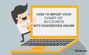 Import Chart Of Accounts From Excel To Quickbooks Desktop How To Import Your Chart Of Accounts Into Quickbooks Online