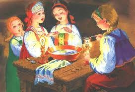 Традиции и Праздники История России Русские традиции