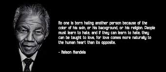 Quotes On Racism Simple Nelsonmandelaquotesaboutracism Wake Up World