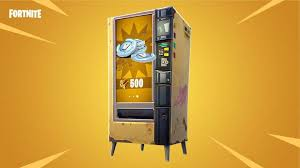Rust Vending Machine Mesmerizing SUGGESTION Vending Machine Should Drop Vbucks FortNiteBR