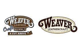 a fresh new logo celebrates our commitment to all things leathercraft
