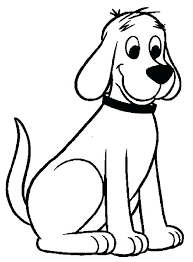 Puppy Dog Coloring Pages Printable Cute Pals Color Sheets Littlest