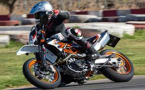 quikspin ktm 690 smc r a practical supermoto surely not