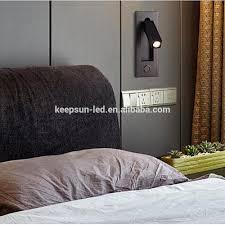 Led Reading Lights Over Bed 3w Modern Indoor Bedside Bed Headboard Rotatable Bedroom