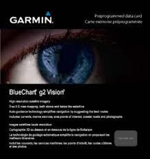 Garmin Bluechart G2 Vision Australia And New Zealand Regular