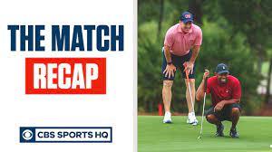 The Match Recap: Tiger Woods vs. Phil ...