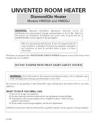 Heatmaster Fan Hmdgii User Manual Manualzz Com