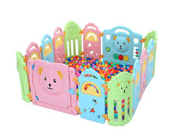 best baby playpen your baby would have chosen surreal bear infant baby playpen