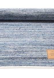 rug solid vloerkleed jeans 80x220cm