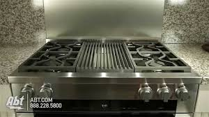 gas cooktop with grill. Miele 36 Pro-Style Stainless Steel Dual Fuel Gas Range HR1935 DF GR Overview - YouTube Cooktop With Grill N