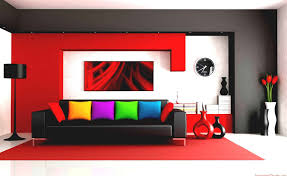 Red Living Rooms Color Schemes Living Room Colour Schemes Red Home Factual