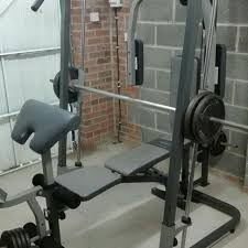 Marcy Platinum Strength Monster Weight Bench General In Palm Marcy Platinum Bench