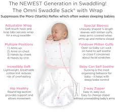Swaddle Designs 3 Stages Of Safe Sleepwear Guide Swaddledesigns