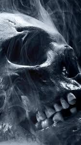 best skull iphone hd wallpapers