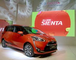new car launches malaysia2016 Toyota Sienta mini MPV launched in Malaysia
