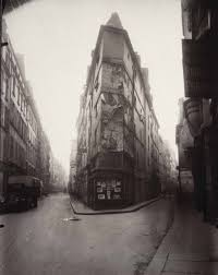 old architectural photography. Fine Photography Coin Rue De Seine 1924 Inside Old Architectural Photography
