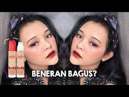 <b>Bourjois Healthy Mix</b> Serum Gel Foundation | Uji Ketahanan ...