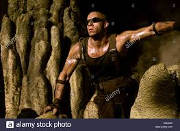 VIN DIESEL PITCH BLACK 2: THE CHRONICLES OF RIDDICK (2004 Stock Photo -  Alamy