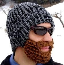 Beard Hat Crochet Pattern Adorable 48 Free Beard Beanie Crochet Pattern
