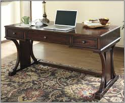 rustic home office desk. wooden home office desk simple solid wood corner with drawers ashley furniture rustic