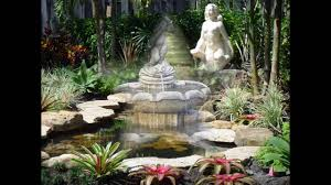 garden fountain.  Garden Garden Fountain Ideas For Small Space Fountain S