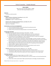 School Counselor Resume Resume Online Builder