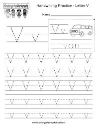 Letter A Handwriting Worksheets Kindergarten - Everylev Elofs