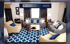 moroccan rug now became modern