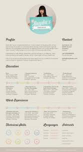 my resume 45 best graphic design resume design images on pinterest creative