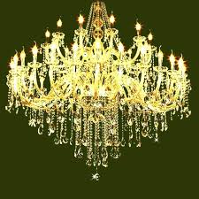 small gold chandelier small crystal