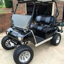 custom cart seats