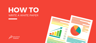 White Paper How To Write And Format A White Paper The Definitive Guide