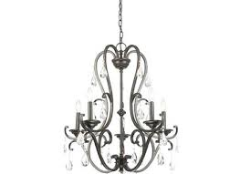 hampton bay crystal chandelier miraculous bay 2 light oil rubbed bronze crystal chandelier