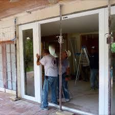 sliding glass doors impact