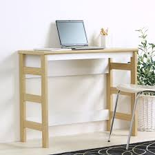 White work desk Workspace Desk Rakuten Ordy Desk Width 90 Depth 40 Spacesaving Wooden Natural White White