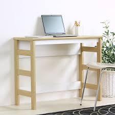 White work desk Workspace Desk Rakuten Ordy Desk Width 90 Depth 40 Spacesaving Wooden Natural White White