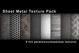 sheet metal texture second life marketplace sheet metal texture pack high def