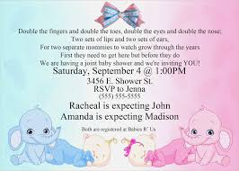 Invitation Template Word Mesmerizing Stunning Baby Shower Invitations Templates Free For Word Free Baby