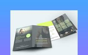 Tri Fold Leaflet Template Free