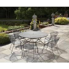 royal garden elegance 6 seater round