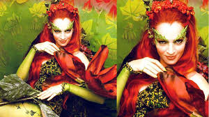 feature diy poison ivy costume