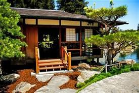 elegant japan house exterior that can be decor with wooden floor