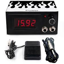 solong tattoo dual machine gun tattoo power supply for machine gun if you are a distributor we have the best whole price for you