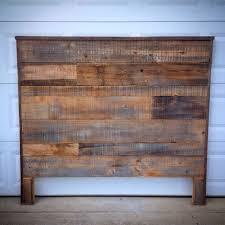 charming queen headboard wood with top 25 best barn wood headboard ideas on diy