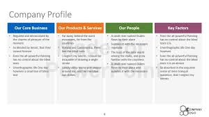 company profile samples event management company profile samples aumldegos company profile templates