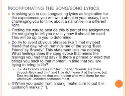 In many ways, the chorus is the heart of the song. for sorana, this isn't a personal rule so much as it's a way of figuring out the identity of a song, which then makes it easier to flesh out the verses and the bridge. Free Lyrics To Write A Song