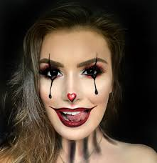 clown makeup makeup clown clownmakeup party costumes party all info on insram ericaarebo