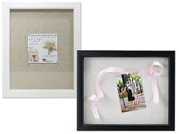 Box Picture Frame Lawrence Scrapbook Shadow Box Frame 11x14